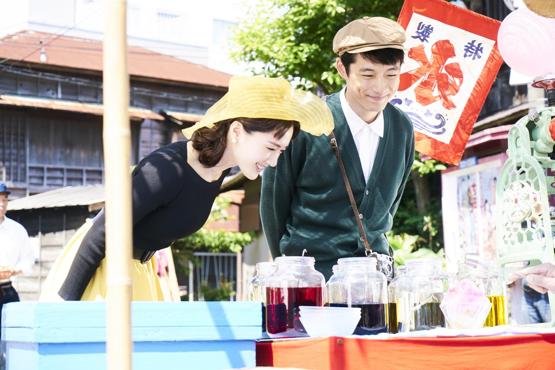 綾瀬はるか×坂口健太郎、初共演作で「ジーンとした」シーンとは? 映画への想いから意外な愛読書までを明かす