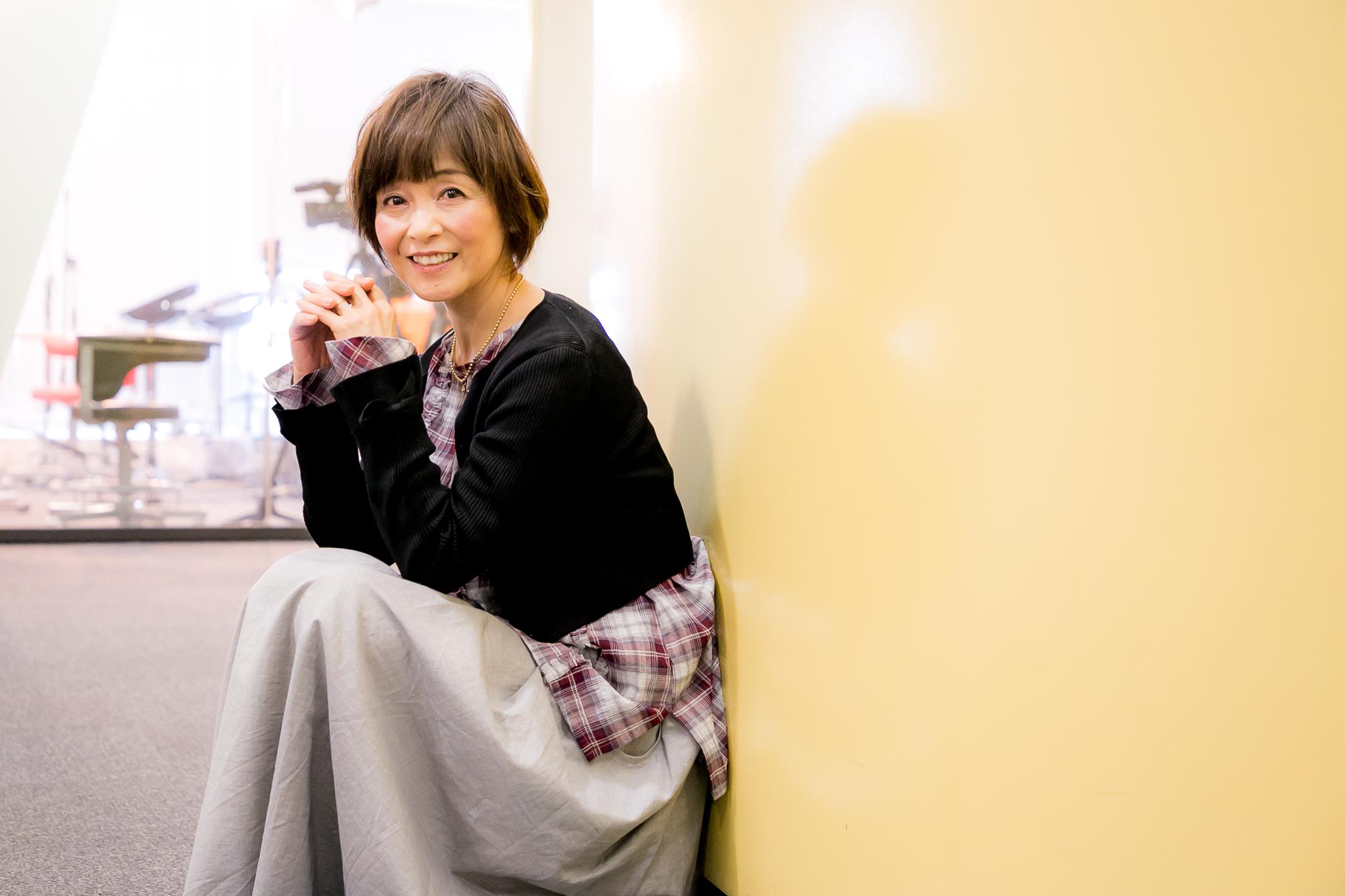 さわやかヒロインから元気な少年役へ 声優・日髙のり子の新たなるチャレンジ