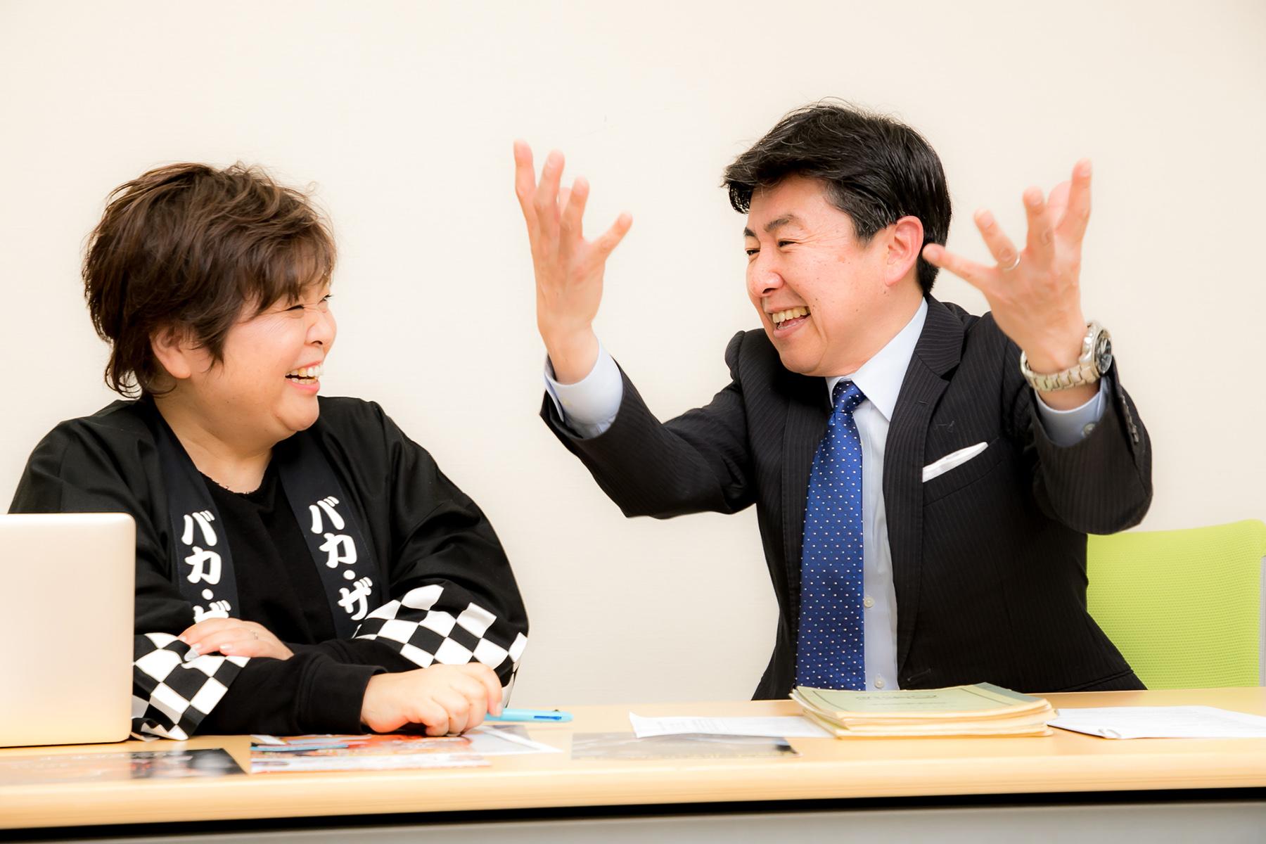 笠井信輔アナウンサーが語る、アナウンサーになってからも映画の仕事が出来るようになった理由。