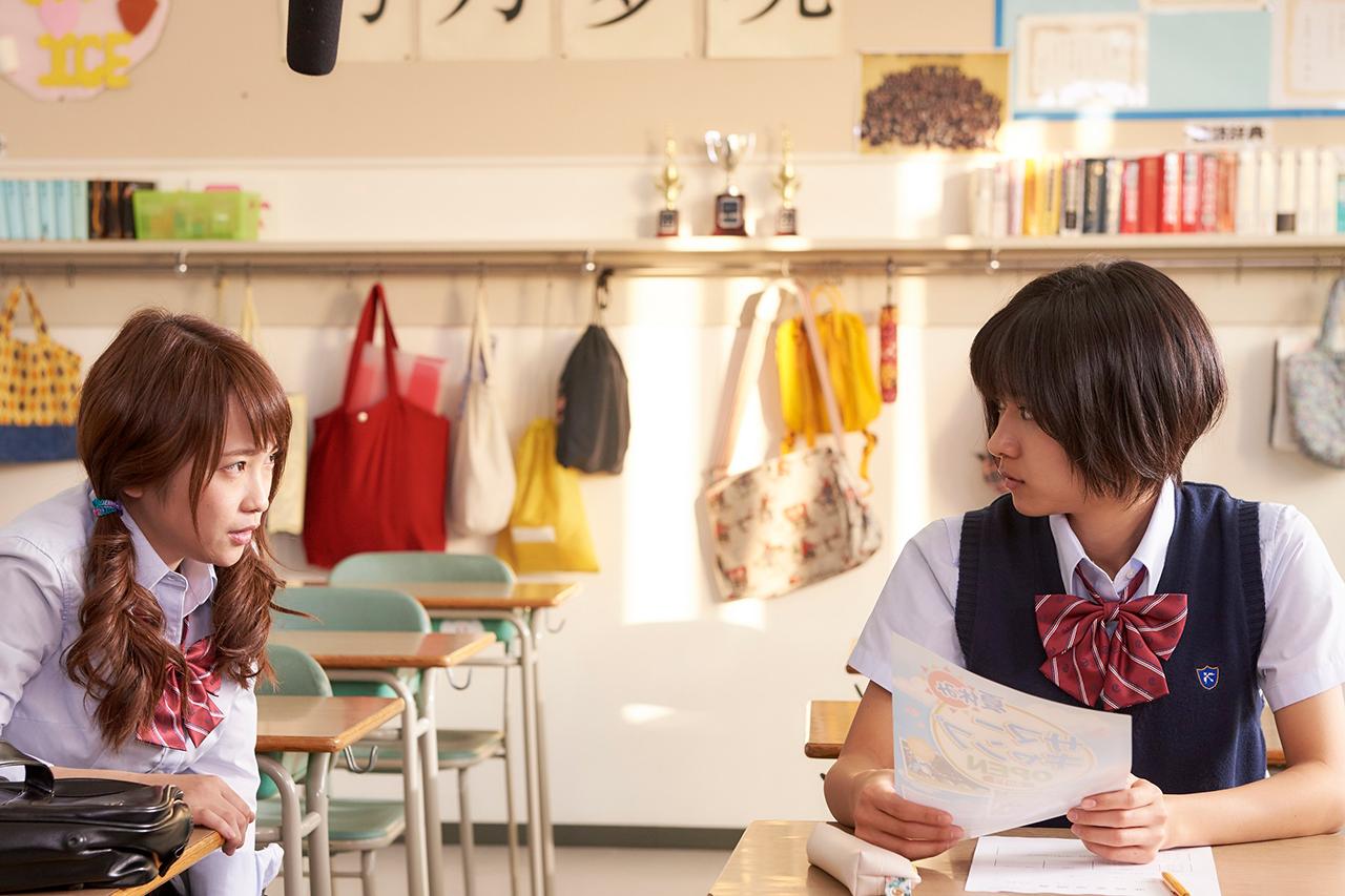 いくえみ綾に聞く、原作者から見た映画『プリンシパル』の魅力と影響を受けた漫画家