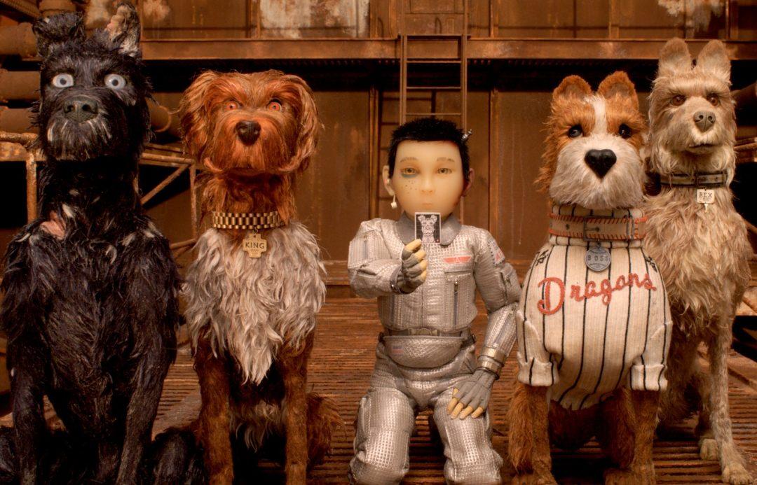 映画『犬ヶ島』で主役に大抜擢されたコーユー君が監督やビル・マーレイとの出会いを振り返る。