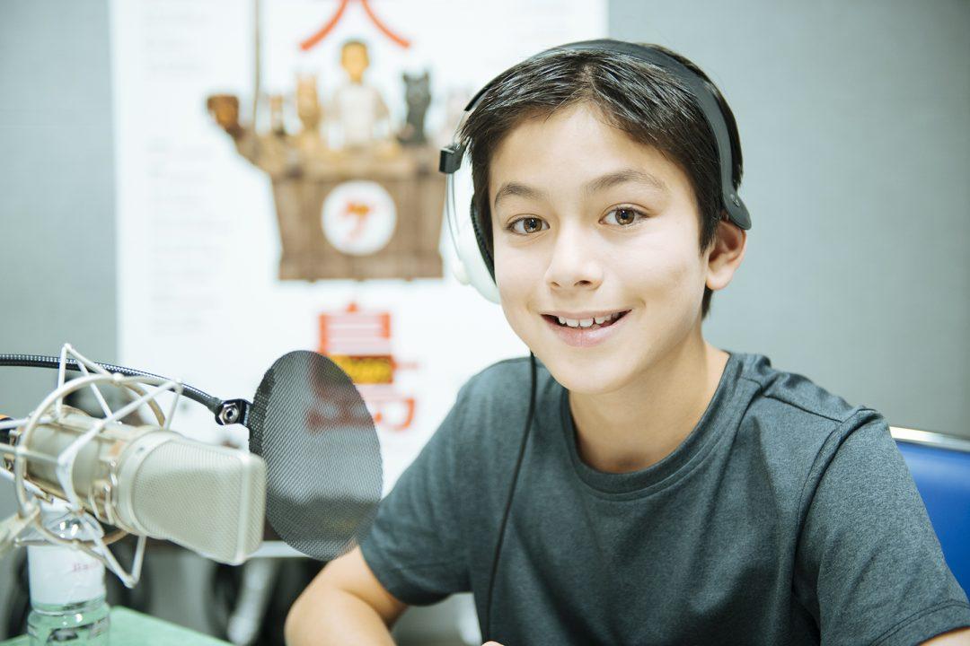 母から学んだ日本語、大好きな日本。『犬ヶ島』で主人公を演じるコーユー君の素顔とは?