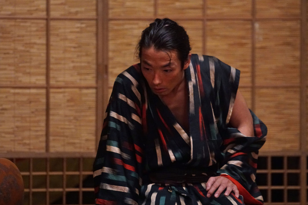 【『いだてん』美濃部孝蔵役・森山未來、インタビュー】 松尾スズキに弟子入りしてビートたけしになるような役回りは光栄だが、戸惑いも