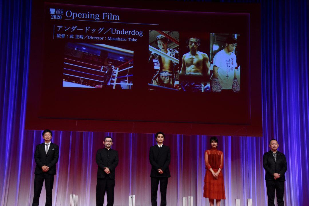 東京国際映画祭 2020