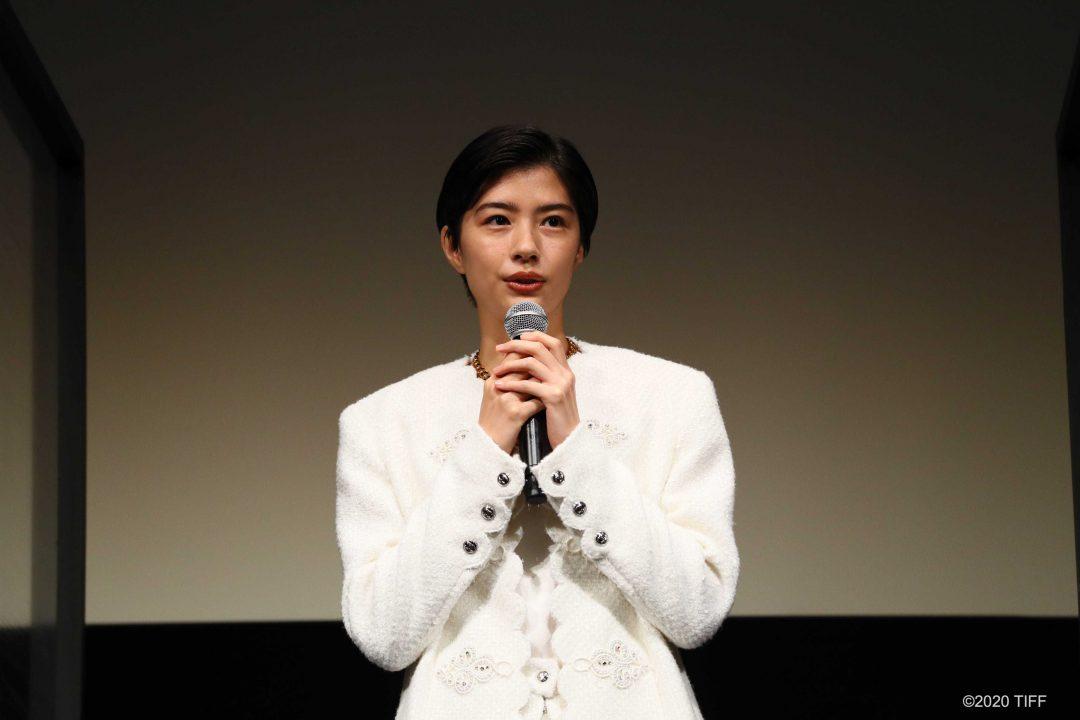 東京国際映画祭2020『君は永遠にそいつらより若い』プレミア上映レポート
