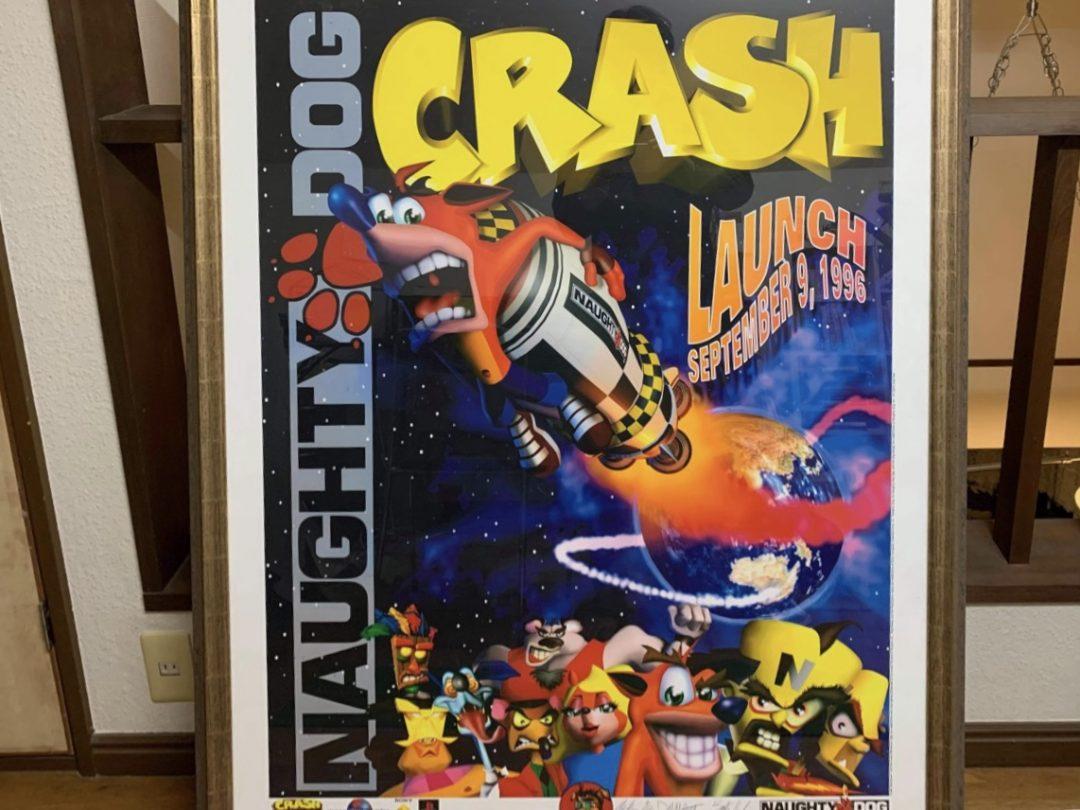 26:日本でも大ヒット!プレイステーション向けゲーム 『クラッシュ・バンディクー』との最初の出会い