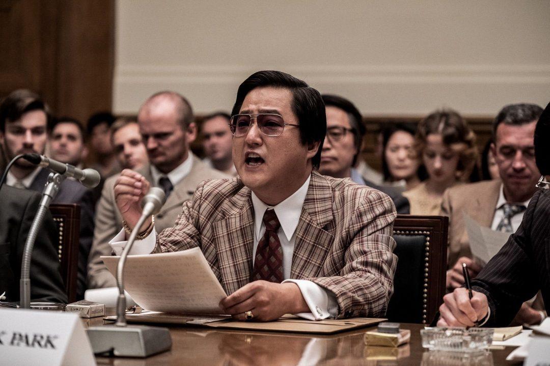 KCIA南山の部長クァク・ドウォン