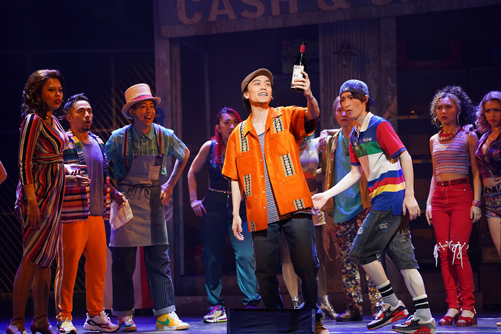 「IN THE HEIGHTS イン・ザ・ハイツ」