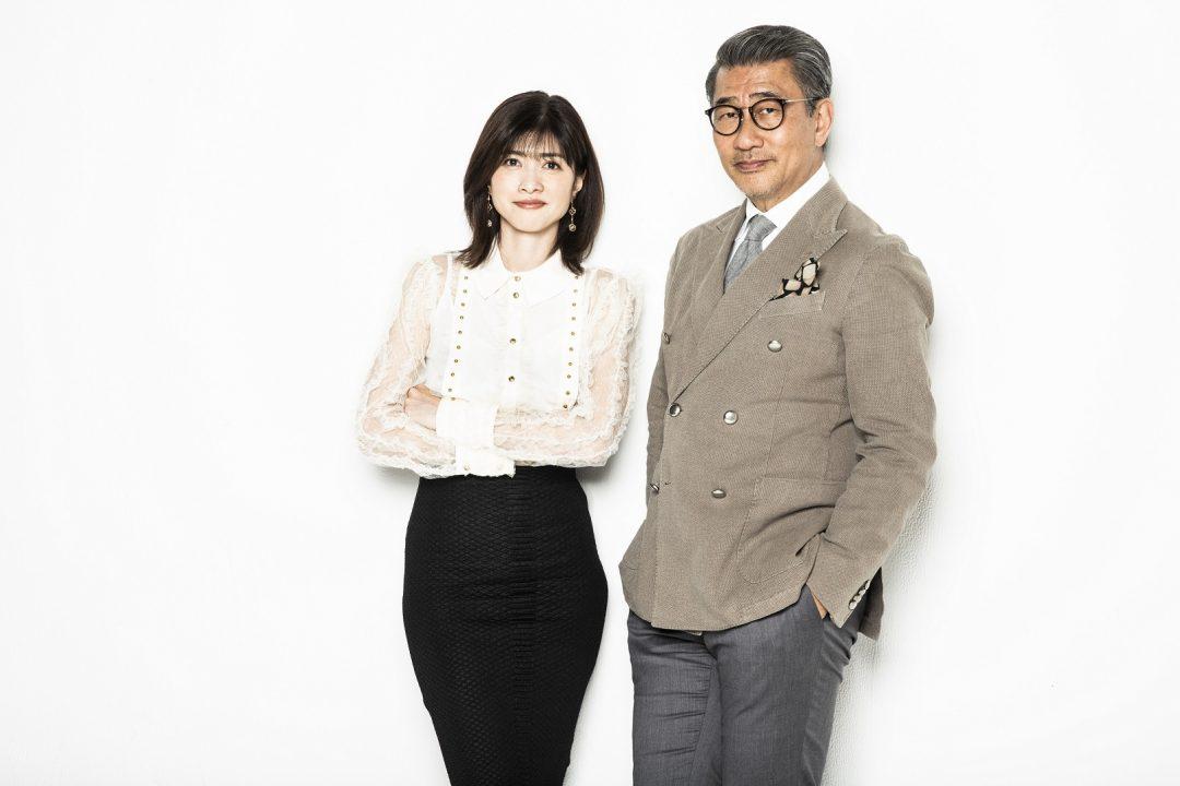 中井貴一と内田有紀が語る『華麗なる一族』アナログ社会の隙間に見えた甘さと狡猾さ