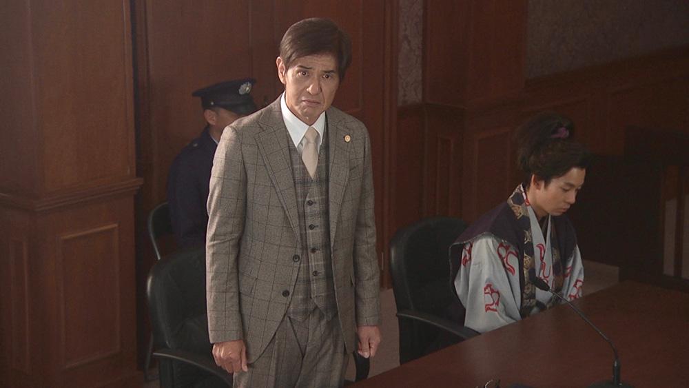 「昔話法廷」 最終章「『桃太郎』裁判」