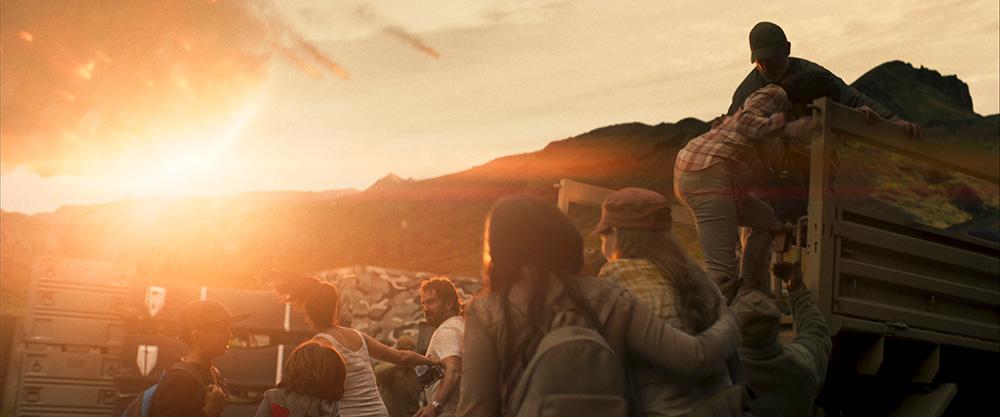 『グリーンランド―地球最後の2日間―』