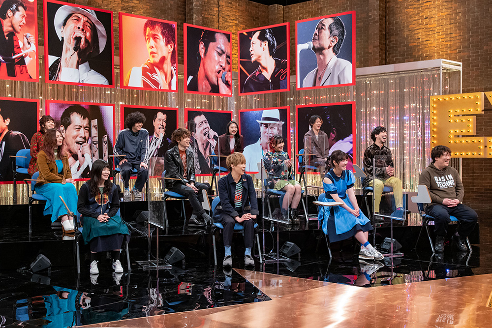 「NHK MUSIC SPECIAL」