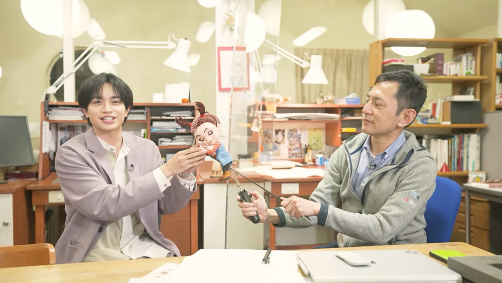 WOWOW「中島健人の今、映画について知りたいコト。」