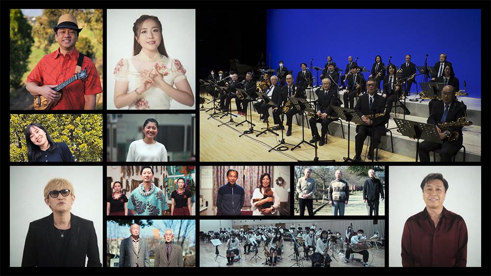「震災10年特別企画音楽で心をひとつに~Music for Tomorrow~ 完全版」