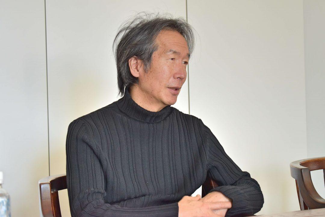 『椿の庭』上田義彦監督