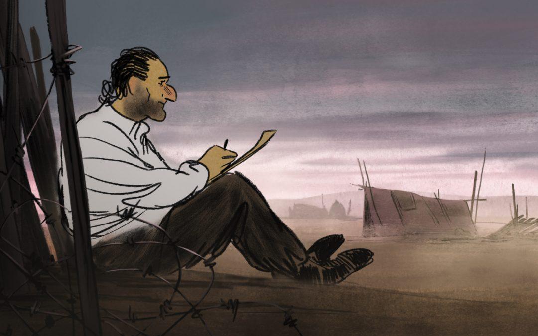 高畑勲監督も絶賛した『ベルヴィル・ランデブー』や『ジュゼップ 戦場の画家』『カラミティ』21世紀フランス・アニメーションの傑作3作品