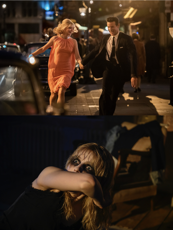 """異なる時代の女性2人の """"夢""""と""""恐怖""""がシンクロする  エドガー・ライト監督最新作 映画『ラストナイト・イン・ソーホー』 日本公開が決定"""