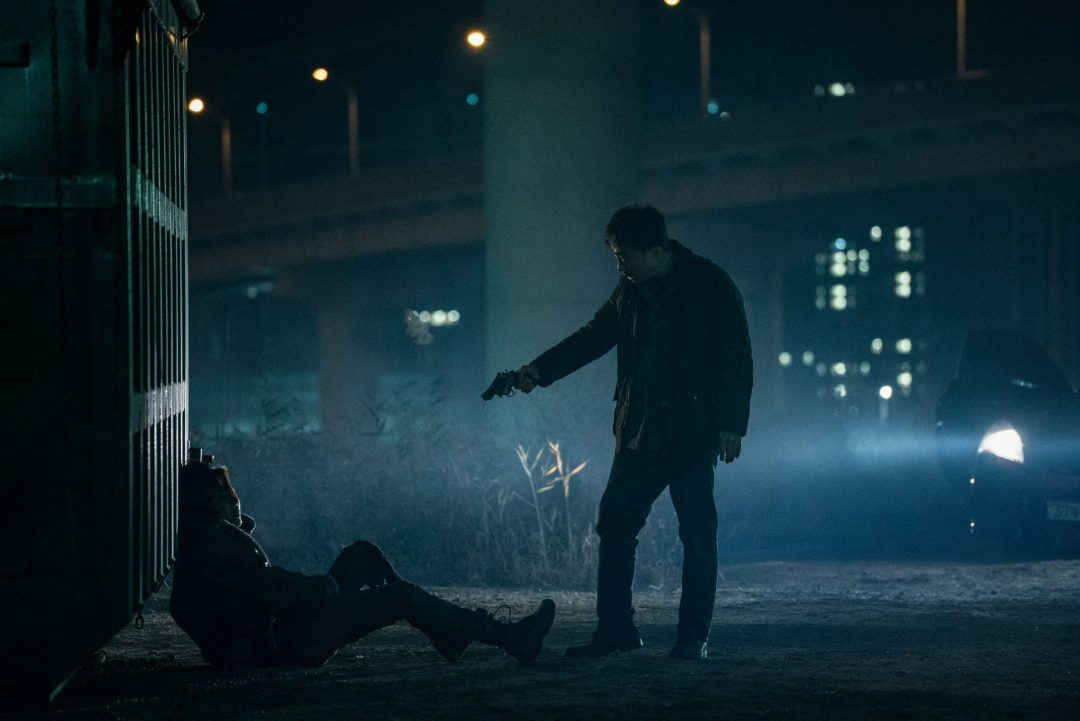 元相棒の二人の刑事 正義と裏切りが錯綜する映画『ビースト』 緊迫感漲る予告映像&場面写真が公開