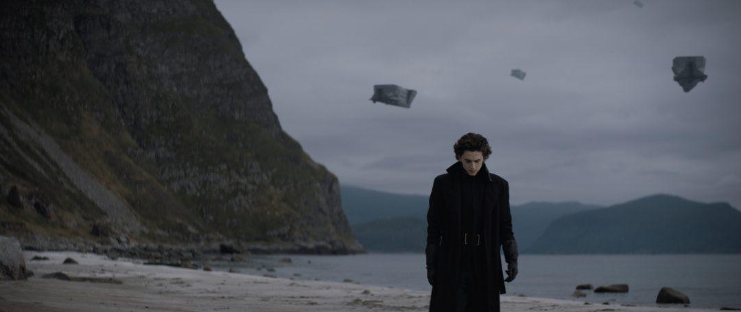 映画『DUNE/デューン 砂の惑星』 壮大な宇宙戦争の幕が上がる日本版本予告映像&本ポスタービジュアルが公開