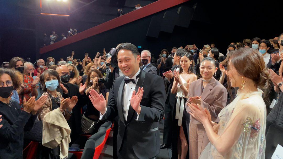 第74回カンヌ国際映画祭 全4冠受賞作 映画『ドライブ・マイ・カー』濱口竜介監督が語る、編集や予告、映画作りの視点について