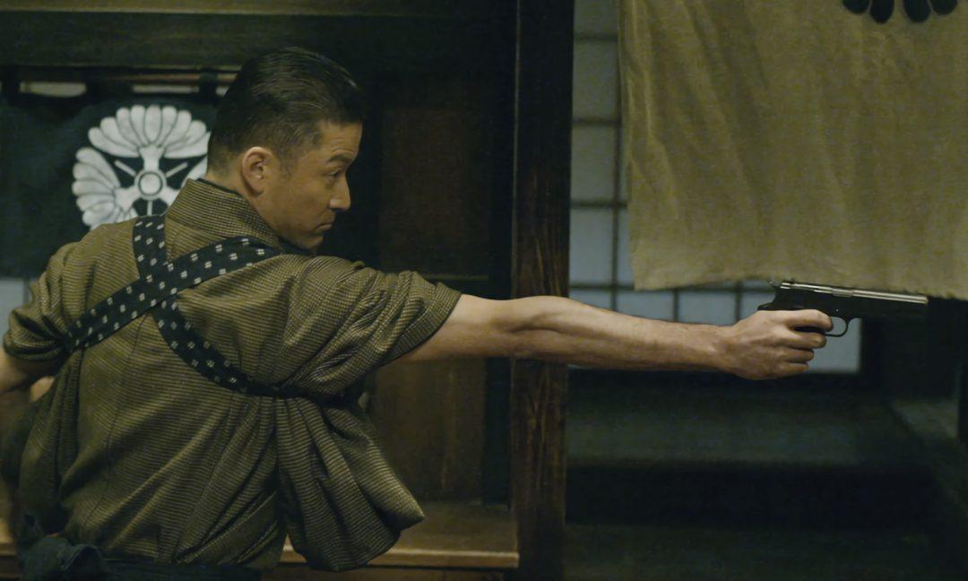 浅野忠信×グォ・ヨウ×チャン・ツィイー 日本と中国の実力派俳優が激突 映画『ワンス・アポン・ア・タイム・イン・上海』特別映像が公開
