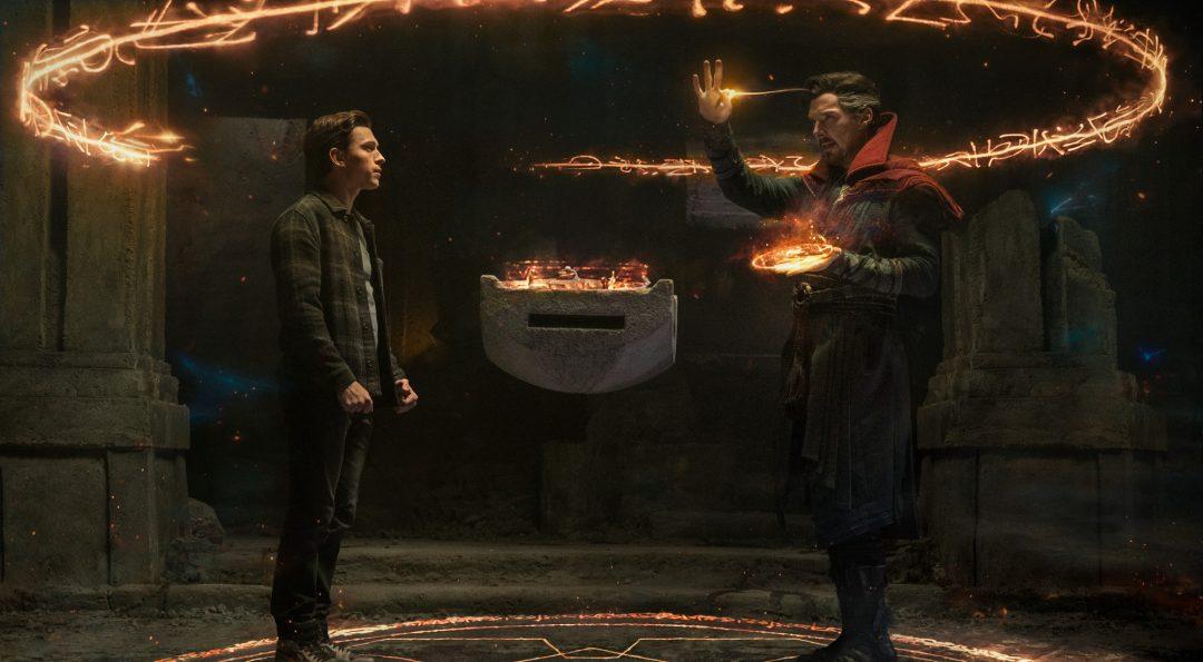 第一弾予告映像の再生回数が新記録!映画『スパイダーマン:ノー・ウェイ・ホーム』新たに劇場版の予告映像が公開