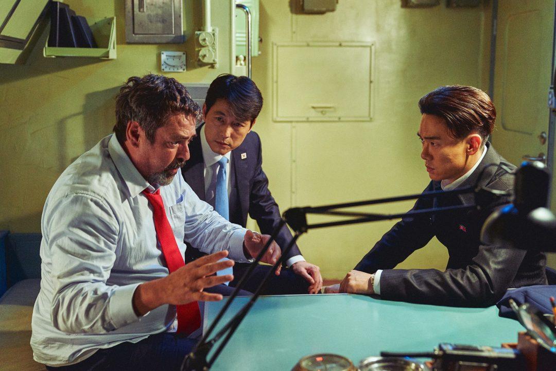 『弁護人』のヤン・ウソク監督が放つ緊迫と迫真の軍事エンターテインメント 映画『スティール・レイン』予告映像&場面写真が公開