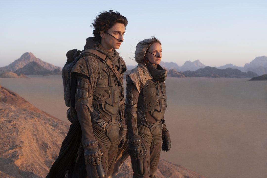 映画『DUNE / デューン 砂の惑星』撮影方法、巨大セット、視覚効果まで 砂の中で試行錯誤したドゥニ・ヴィルヌーヴ監督とスタッフが語る舞台裏を独占公開!